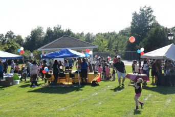 National Night Out promotes partnership between law enforcement and the Fort Drum community