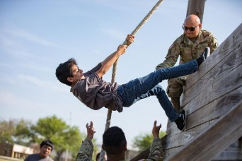 Austin youth get glimpse of Army life at Fort Hood