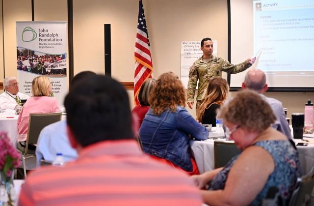 Educators Receive Resilience Training