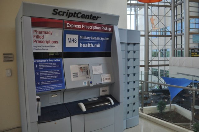 Martin Army Community Hospital unveils ScriptCenter to beneficiaries August 2, 2021.