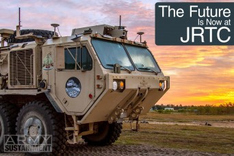 The Future is now at JRTC: Modernizing the force with tactical wheeled vehicle leader-follower technology