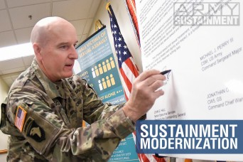 Sustainment Modernization: Posture for Multi-Domain Operations Capable Force in 2028