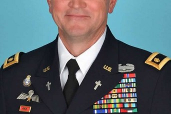 NSSC welcomes chaplain