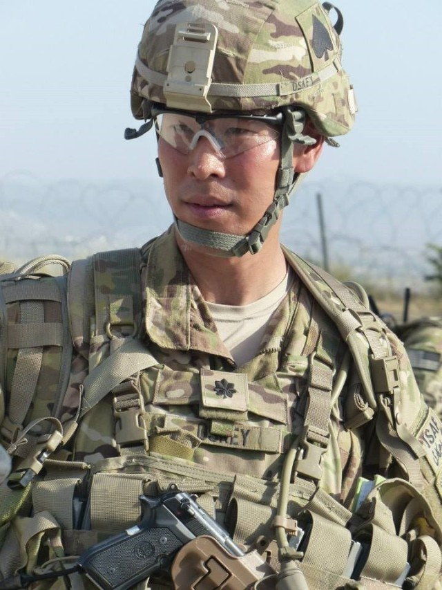 Serving in Afghanistan with the 506th Infantry Regiment, Lt. Col. Lance Oskey served as the Deputy brigade Commander with the 4th Brigade Combat Team, 506th Infantry Regiment, 101st Airborne Division.