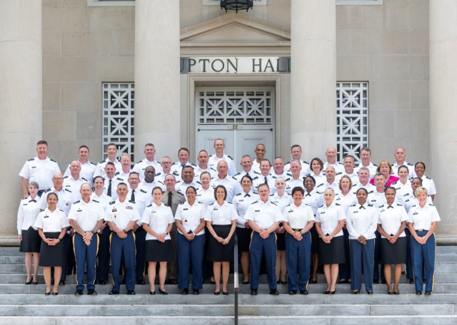 The Army War College safely brought students to Carlisle, Pennsylvania, where 382 graduates spent their last two weeks together before graduating on July 23, after successfully completing the two-year distance learning program. During the program, these learners had to complete their course requirements, which included, but were not limited to, group projects, individual papers, and team events. These students did this all while taking care of their work and personal lives.