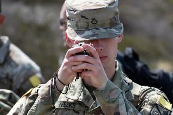 229th MI Bn. 'Warrior Nerds' hold competition to focus on land navigation skills