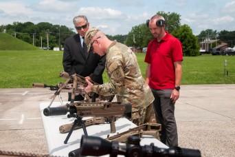 ATC TEST CAPABILITIES ENABLE ARMY MODERNIZATION