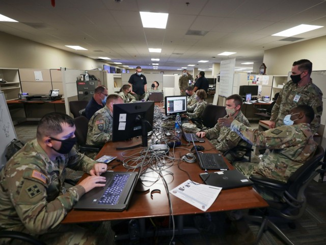 MICC contracting team supports Vibrant Response disaster exercise