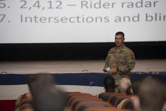 Jackson renews focus on rider safety
