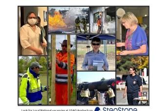 Local national jobs go StepStone