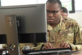 91st Cyber Brigade participates in Cyber Shield 21