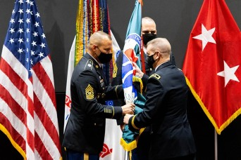 AMCOM welcomes Command Sgt. Maj. Bradford Smith as new senior enlisted advisor