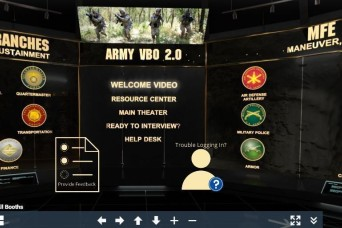 Virtual Branch Outreach aligns cadet talent to meet Army Junior Officer requirements