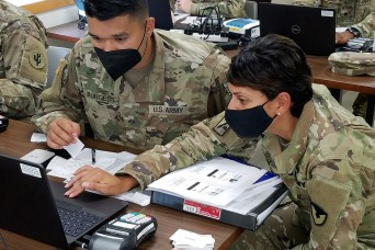 Army's only all-component finance exercise kicks off