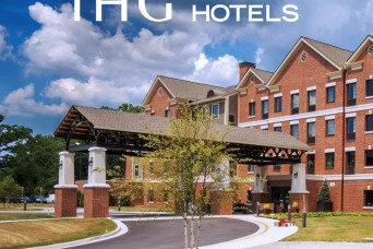 Discounted BAH rates extended at all IHG Army Hotels
