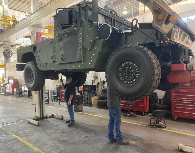 Red River takes on Humvee brake system