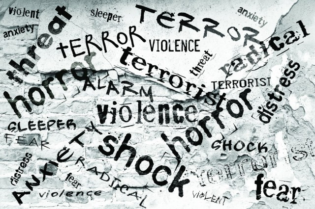 Synonyms of Terror