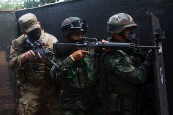 US, Royal Thai Armed Forces complete 40th Exercise Cobra Gold