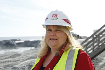 USACE Charleston District's deputy district engineer reflects on Women's Equality Day