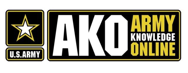 Army Knowledge Online logo