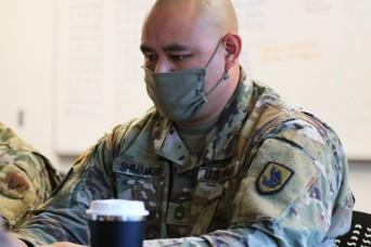 Washington Guard, partner countries test cybersecurity