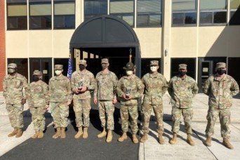 Fort Eustis announces 2021 NCO and Soldier of the Year