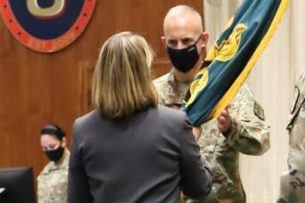 Gibbons becomes Army Logistics University commandant