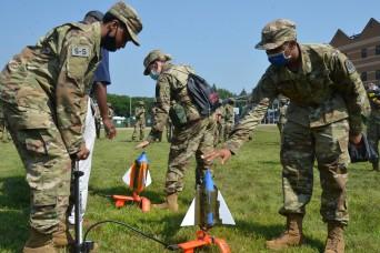 JROTC cadets hone STEM, leadership skills at DOD event