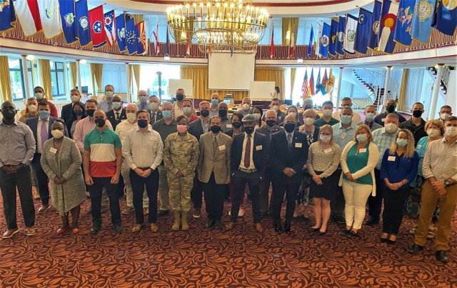 405th AFSB holds commander's forum to define priorities, align efforts