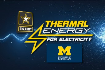 Turning thermal energy into electricity could help Soldiers