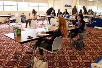 Presidio of Monterey Military Spouse Orientation aims to build resiliency