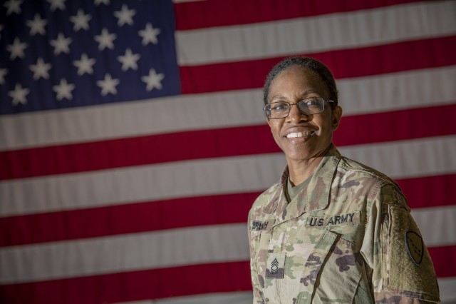 Alaska National Guard Soldier reflects on her 9/11 experience