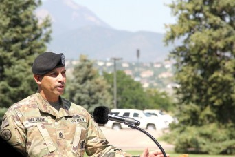 918 CBN welcomes new senior enlisted leader