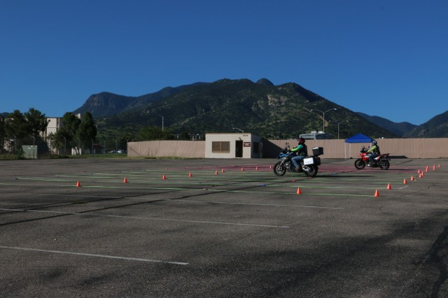 Motorcycle safety is highlight of month, mentorship event