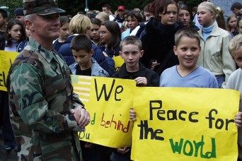 FLASHBACK: Best of humanity displayed amid 9/11 aftermath