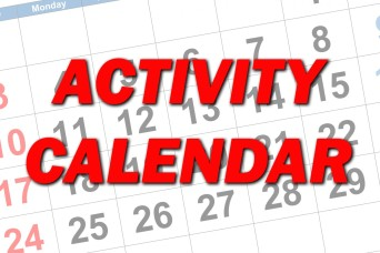 Community Events Calendar – September