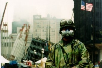 New York Guardsmen responded selflessly to 9/11 attacks