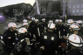 20 years later: Search and rescue Soldiers reflect on 9/11