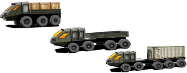 The Common Tactical Truck program aims to procure a Family of Vehicles to replace the M915/M1088 Tractors, Heavy Expanded Mobility Tactical Truck and Palletized Load System with a commercial-based modular truck platform.
