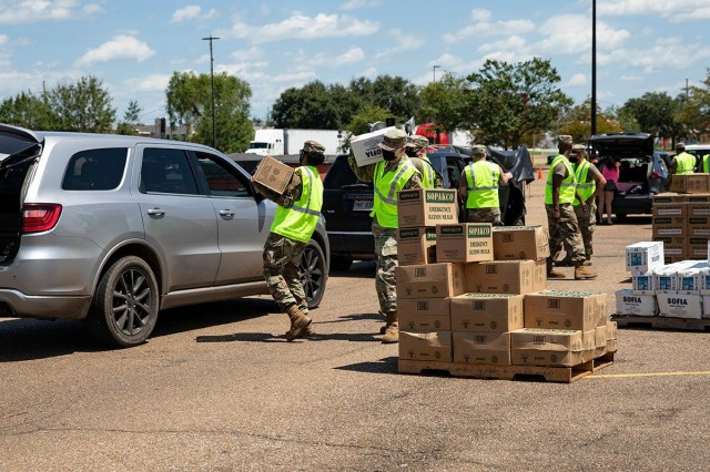 National Guard responds in force to Hurricane Id
