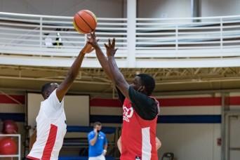 Fort Hood hosts alternative basketball competition