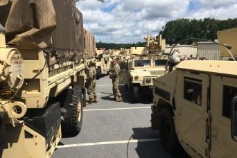 Georgia Guard to help Louisiana with hurricane relief