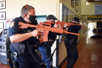 Presidio of Monterey builds antiterrorism awareness with drills, training, outreach