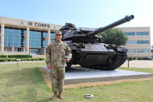 Master Sgt. Jose Rosario