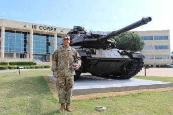 Fort Hood Soldier named FORSCOM EO Advisor of Year