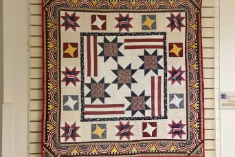 Pentagon quilts, Army memorial continue to pay homage to 9/11 victims