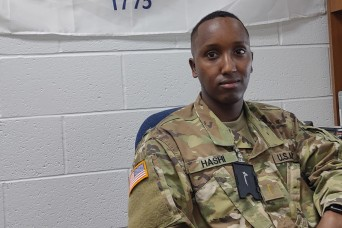 Refugee is now a Vermont National Guard officer