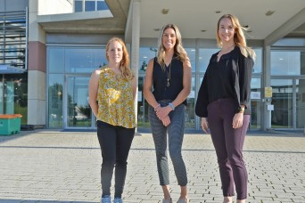 Therapists help ensure safety, success at Wiesbaden Sports and Fitness Center