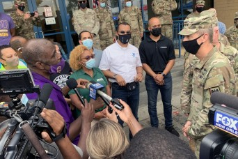 Thank your troops, Louisiana leaders tell National Guard chief