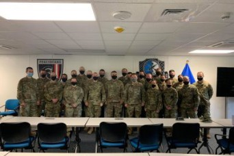 Wisconsin Guard cyber team serving 1st federal deployment